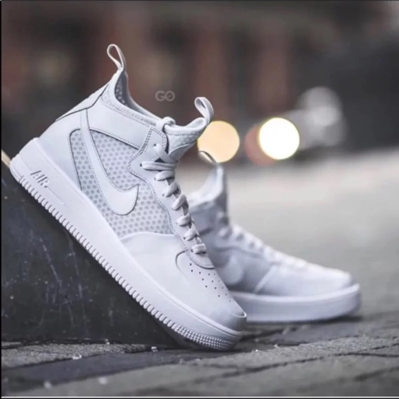 d79d0fdbe67bf Brand New🔥 Nike Air Force 1 Ultraforce White 4Y